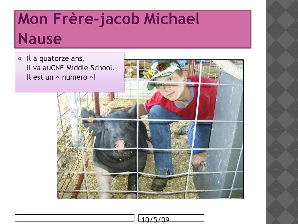Mon Frère-jacob Michael Nause
