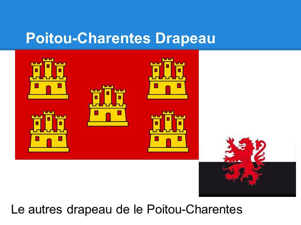 Poitou-Charentes Drapeau