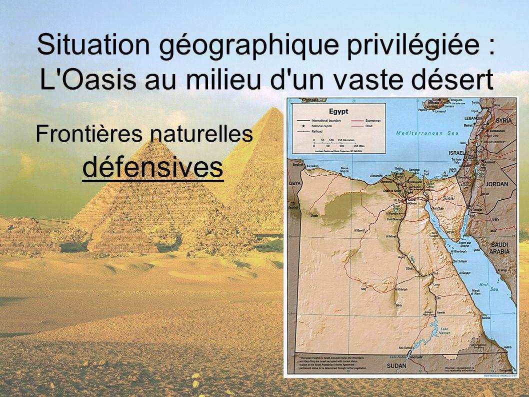 Frontières naturelles défensives