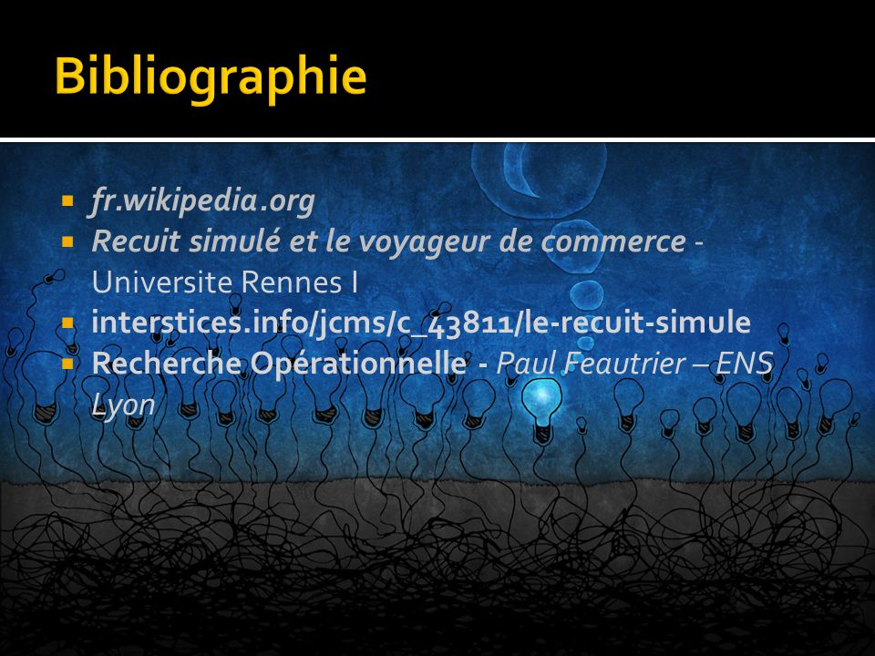 Bibliographie fr.wikipedia.org