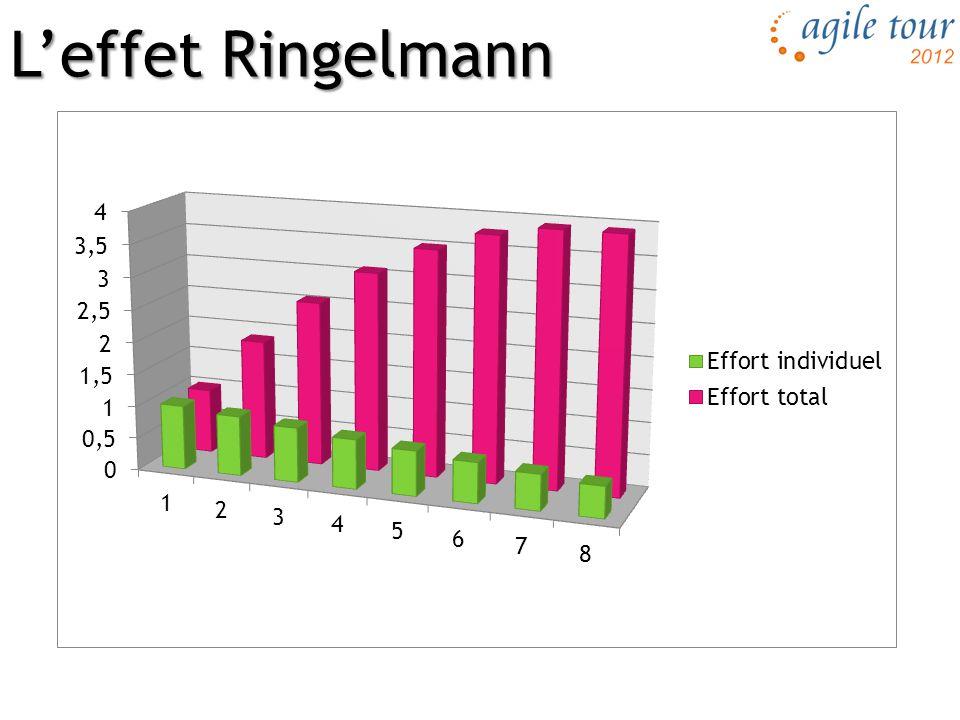 L'effet Ringelmann