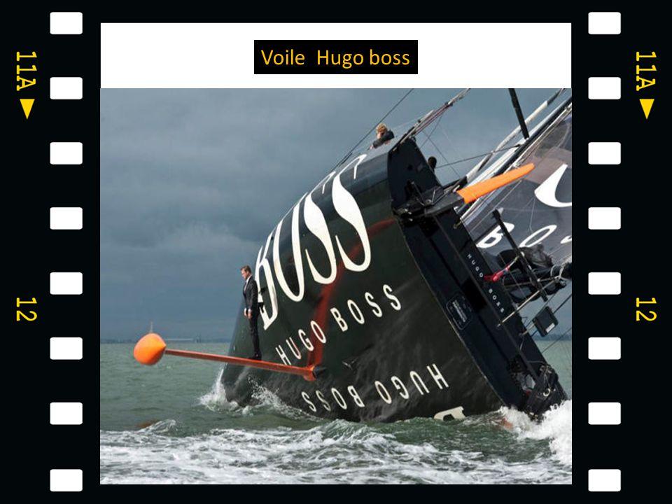 Voile Hugo boss