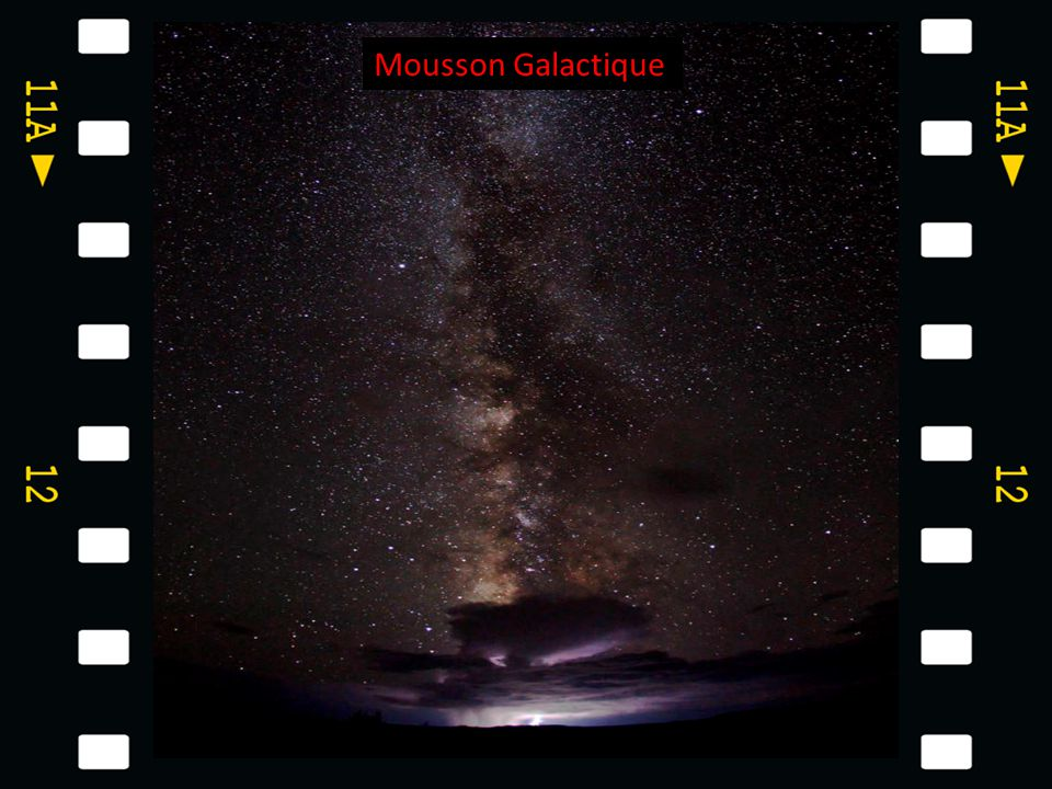 Mousson Galactique