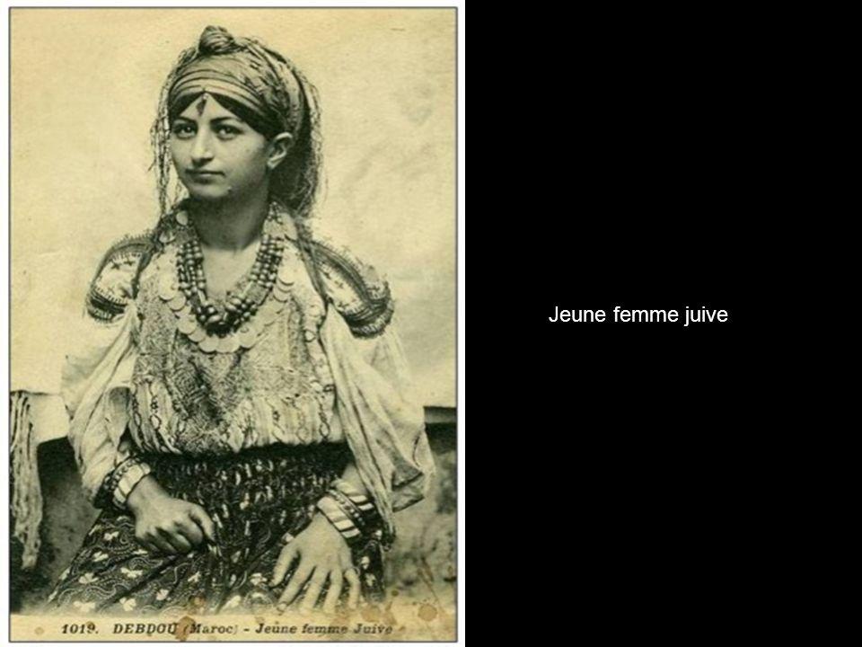 Jeune femme juive Jeune femme juive