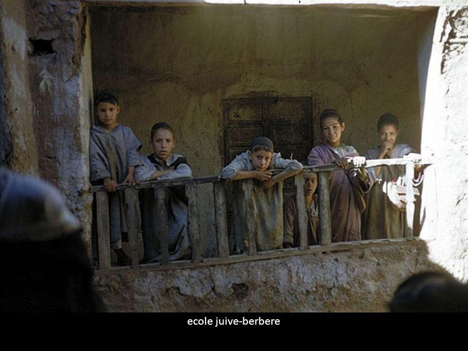 ecole juive-berbere