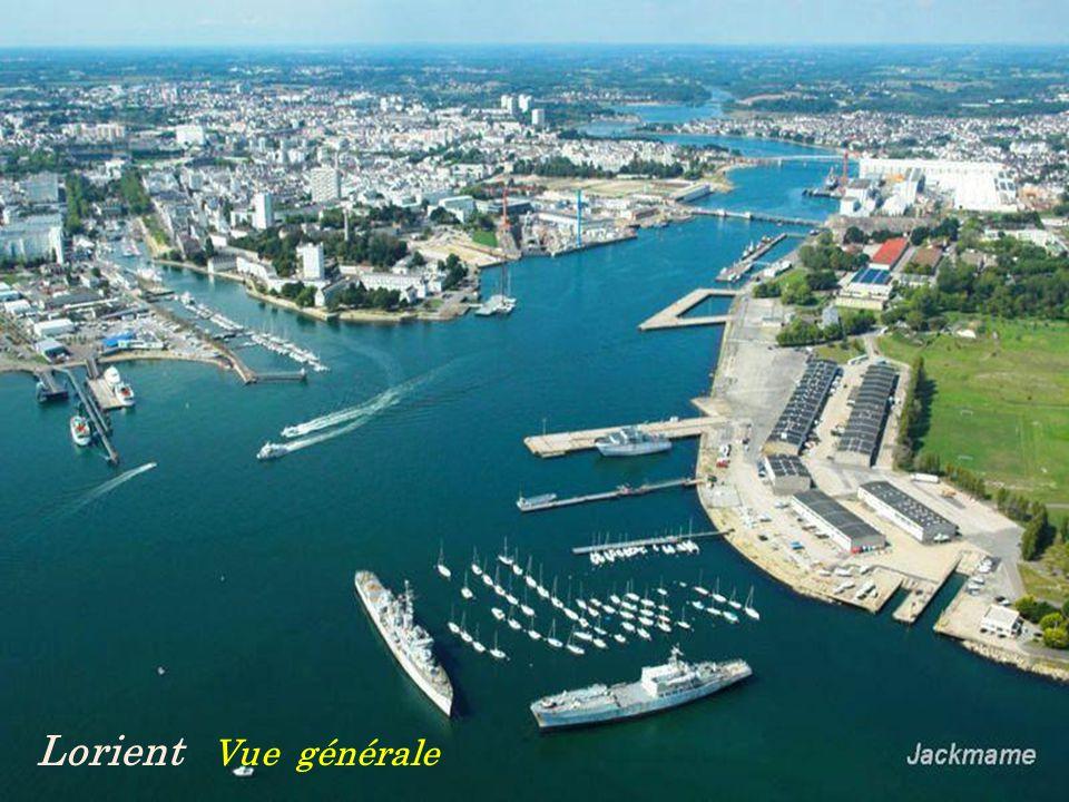 Lorient Vue générale
