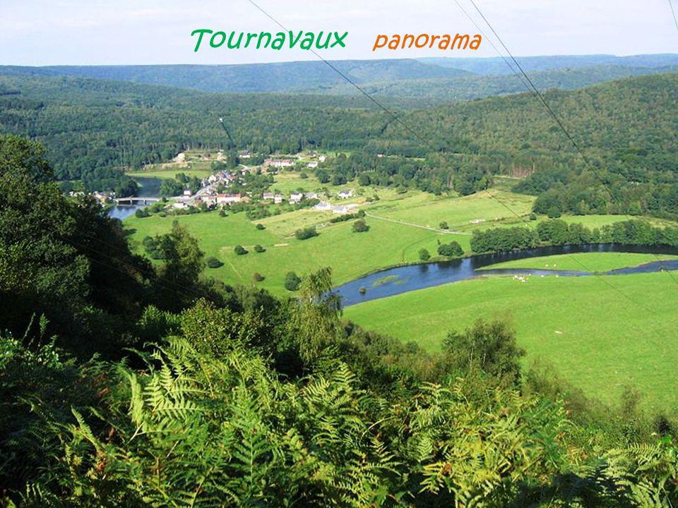 Tournavaux panorama