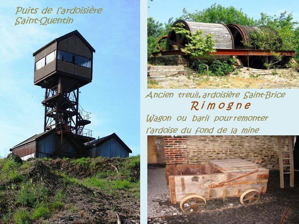 Puits de l'ardoisière Saint-Quentin