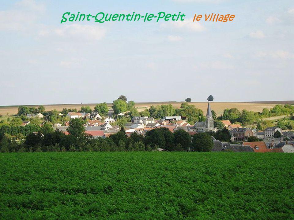 Saint-Quentin-le-Petit le village
