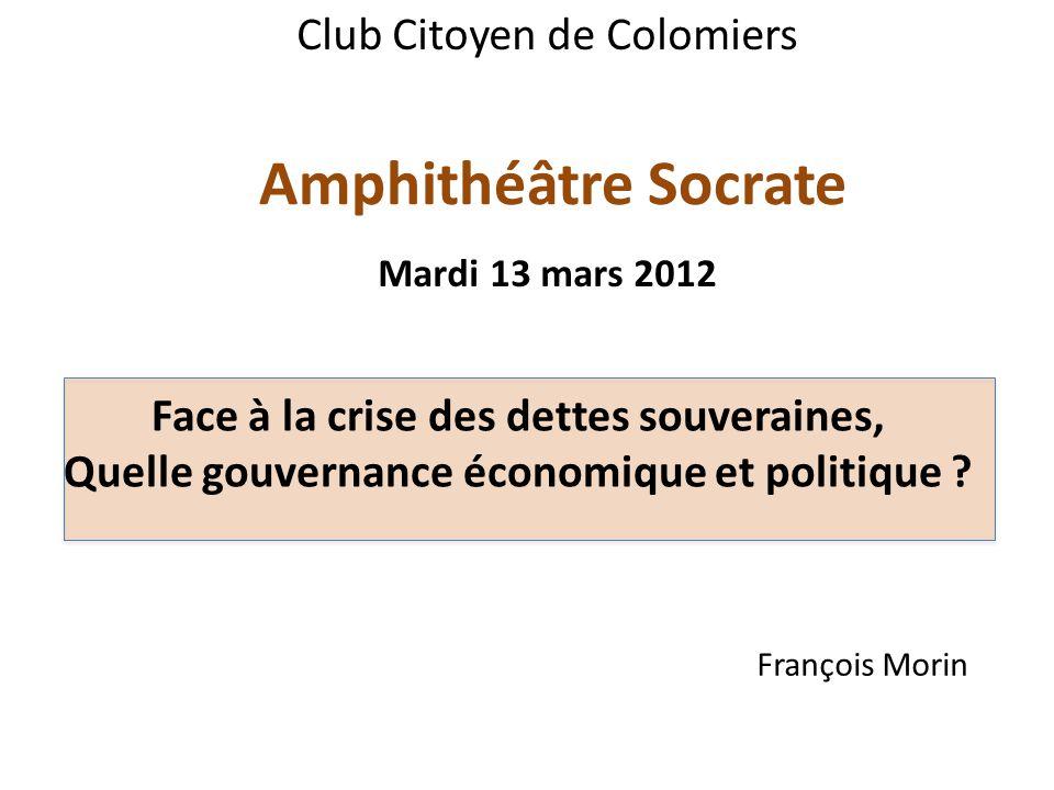 Amphithéâtre Socrate Club Citoyen de Colomiers
