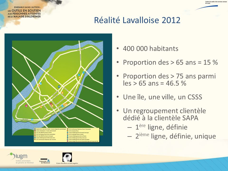 Réalité Lavalloise 2012 400 000 habitants