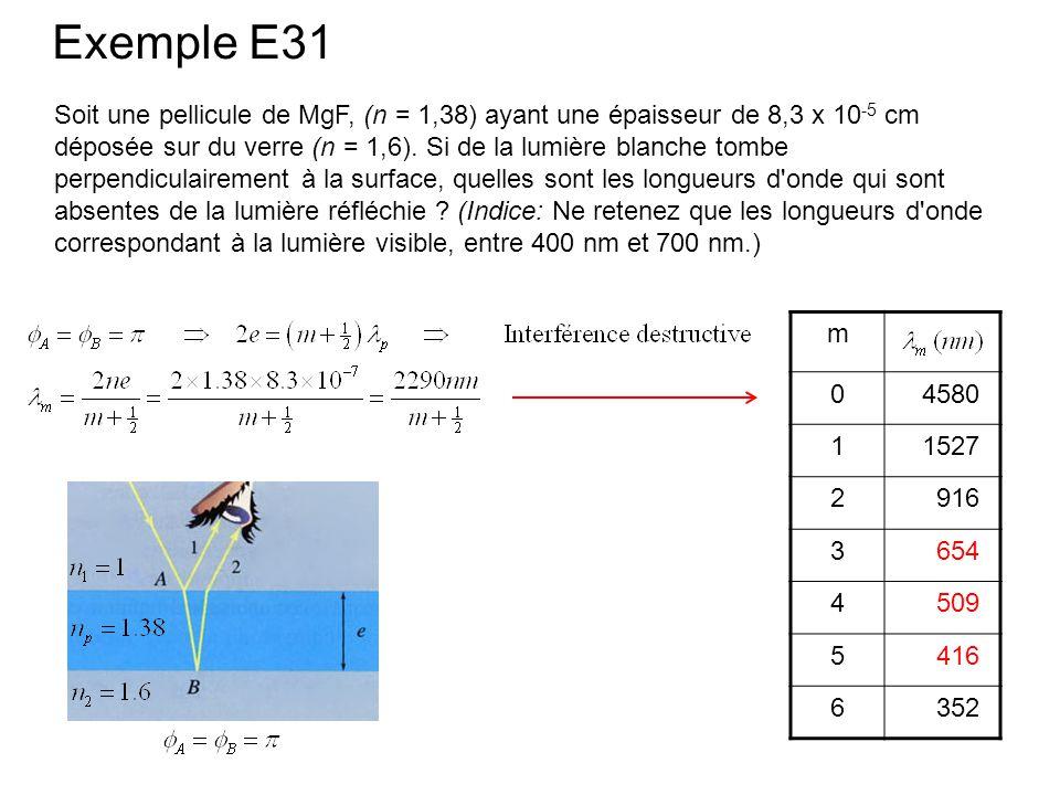 Exemple E31
