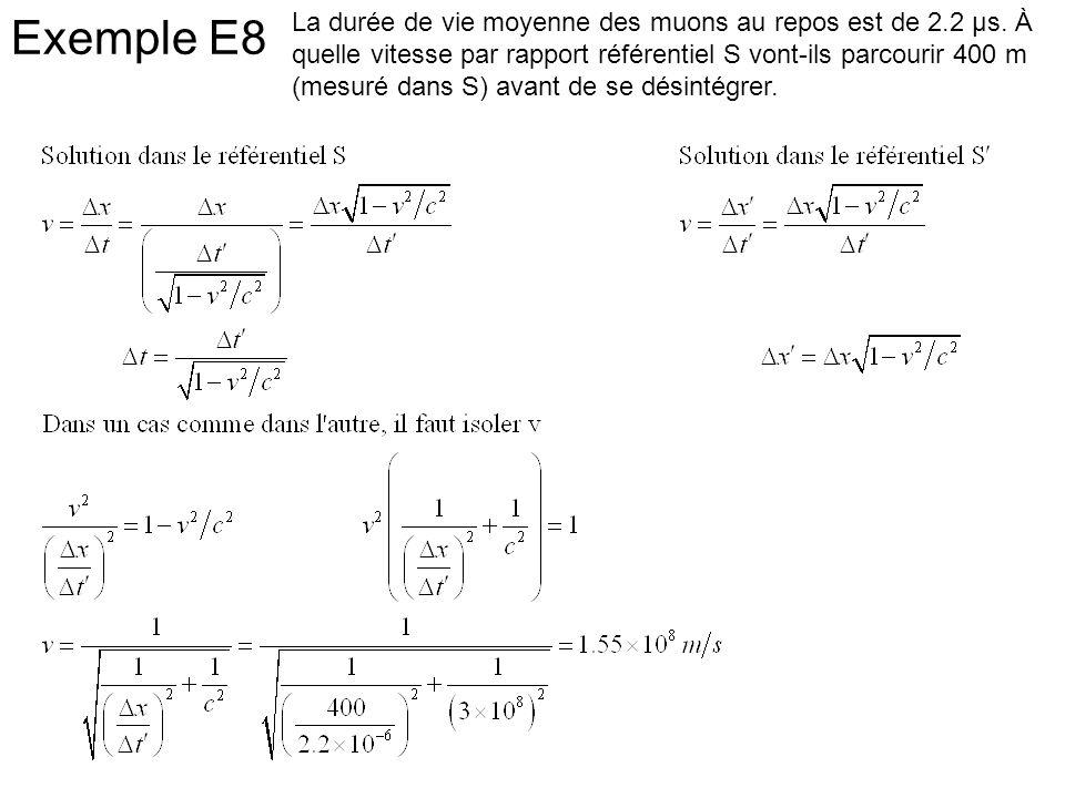 Exemple E8