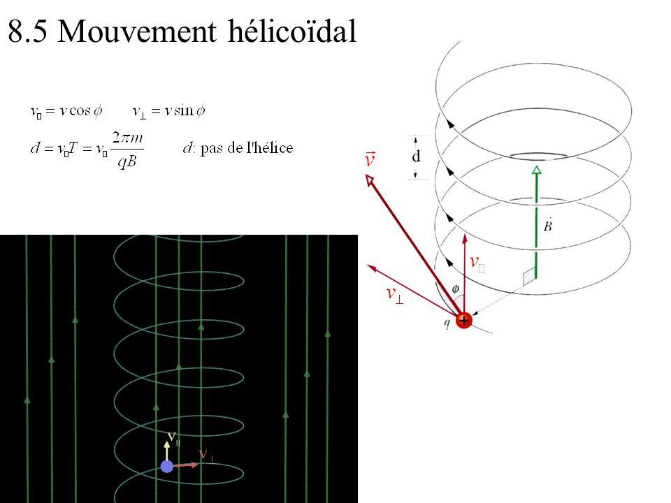 8.5 Mouvement hélicoïdal