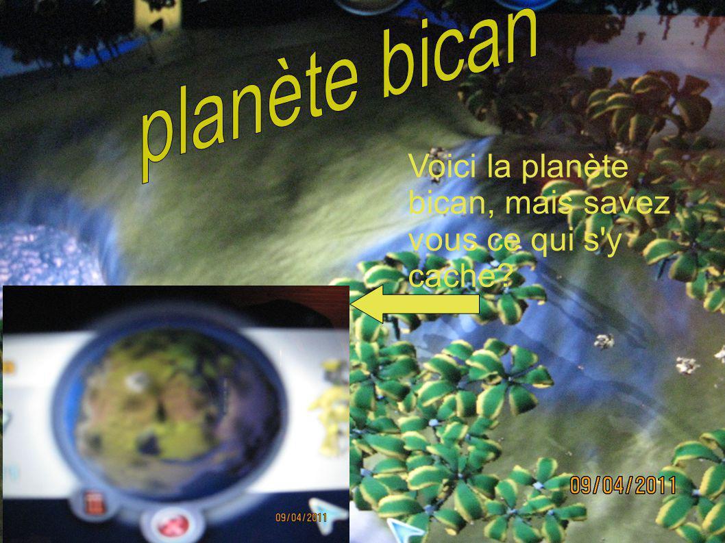 planète bican Voici la planète bican, mais savez vous ce qui s y cache