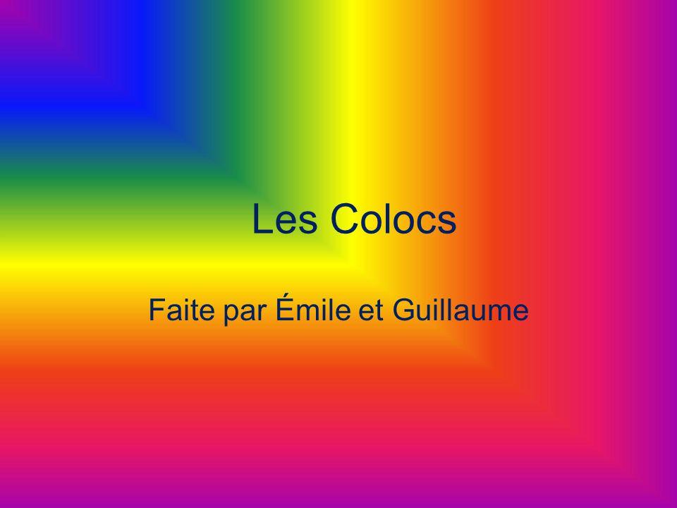 Faite par Émile et Guillaume