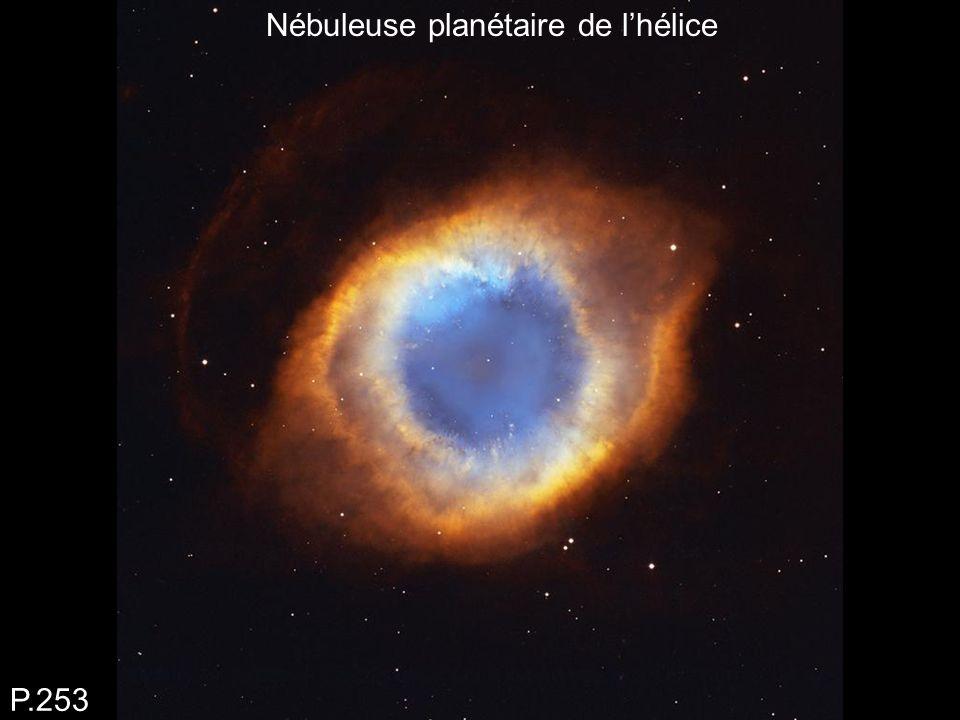 Nébuleuse planétaire de l'hélice