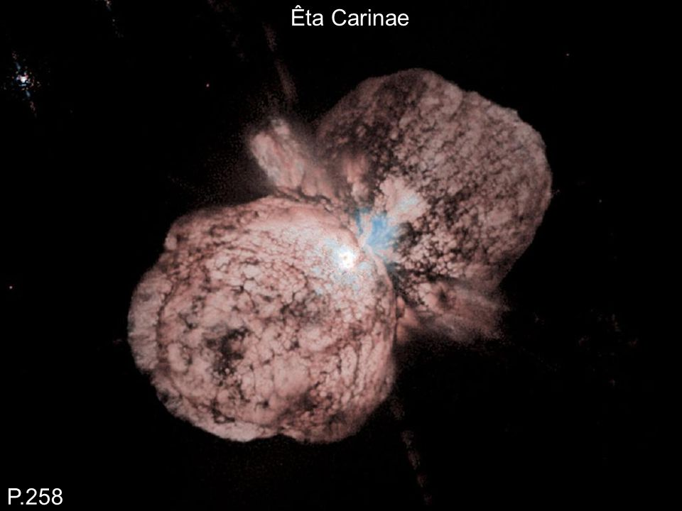 Êta Carinae P.258