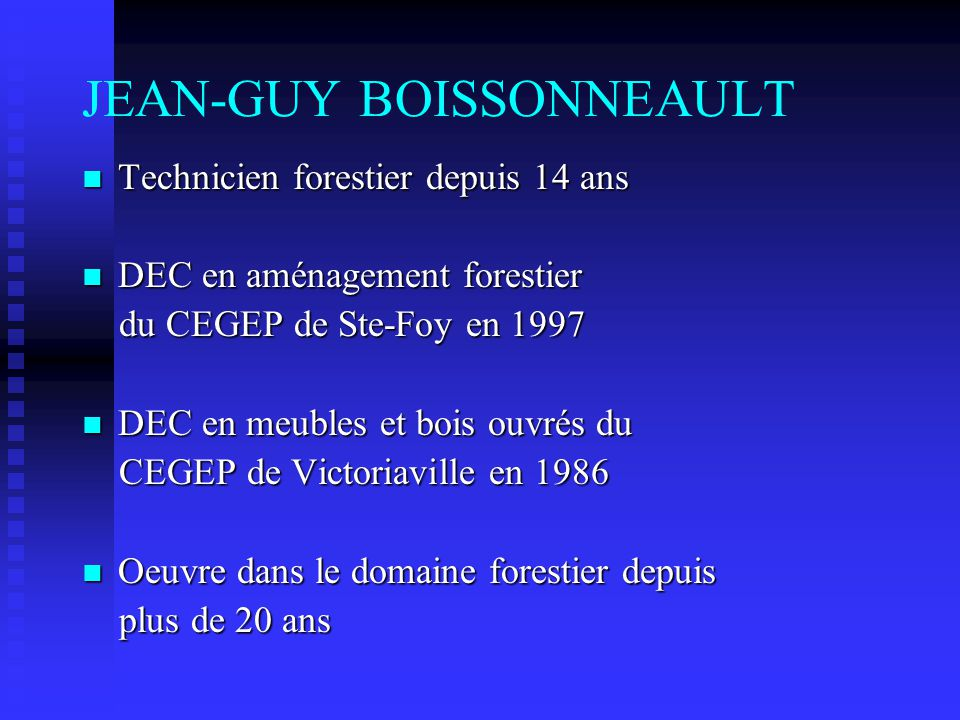 JEAN-GUY BOISSONNEAULT