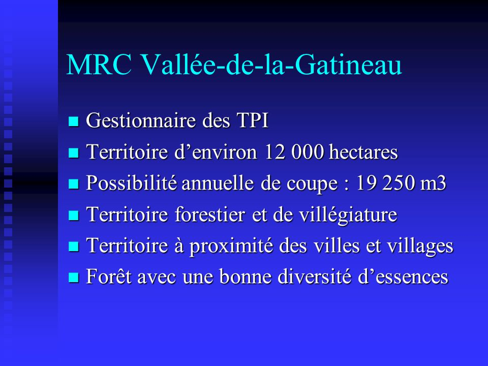 MRC Vallée-de-la-Gatineau