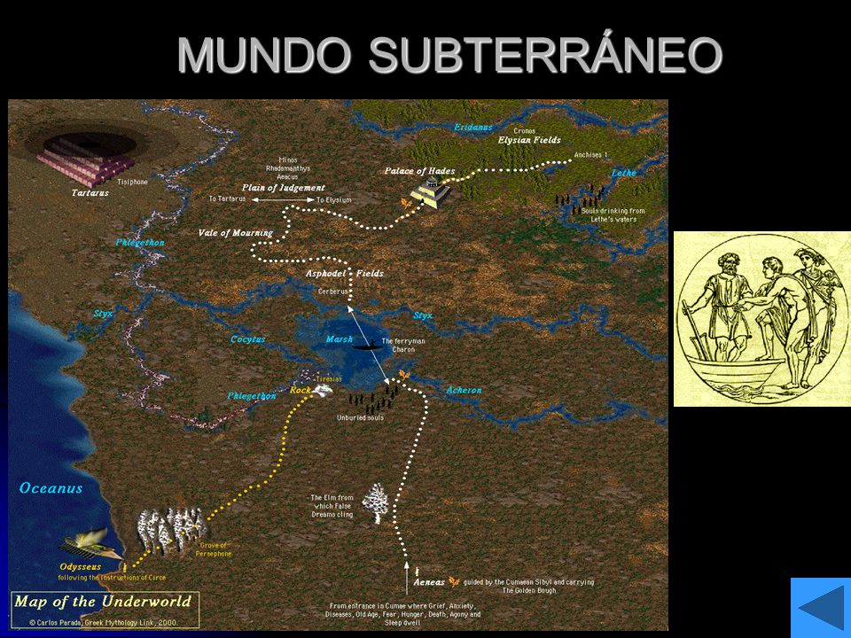 MUNDO SUBTERRÁNEO