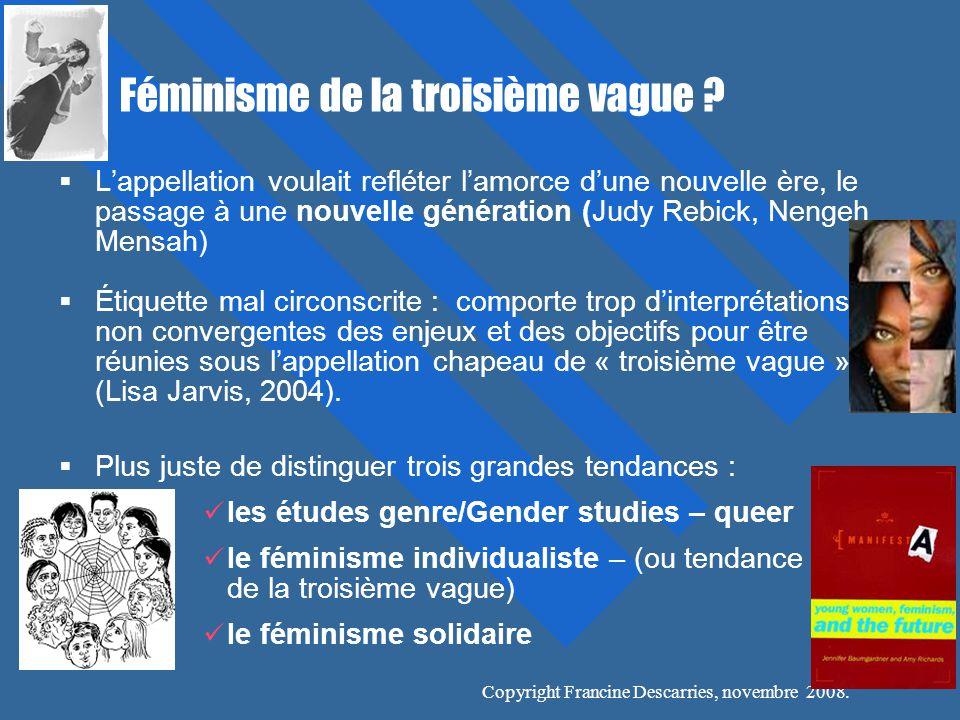Féminisme de la troisième vague