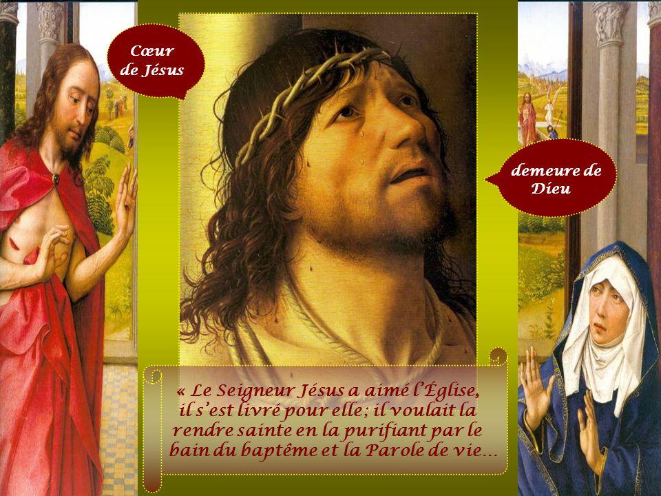 « Le Seigneur Jésus a aimé l'Église,