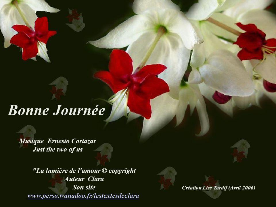 Bonne Journée Musique Ernesto Cortazar Just the two of us