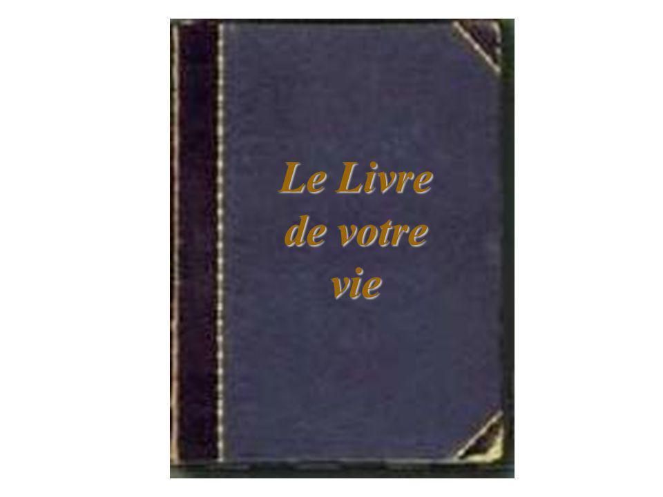 Le Livre de votre vie