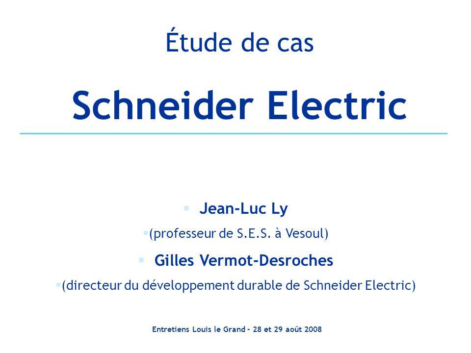 Gilles Vermot-Desroches Entretiens Louis le Grand – 28 et 29 août 2008