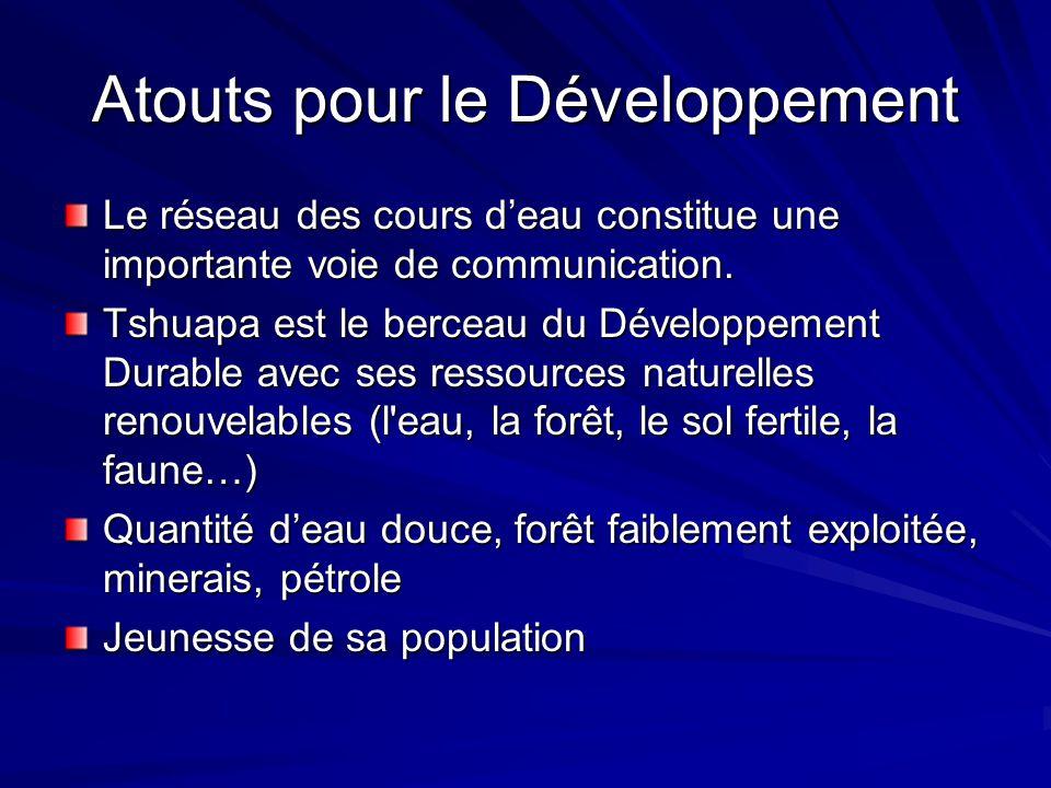 Atouts pour le Développement