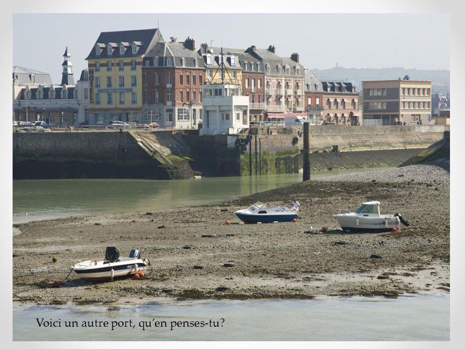 Voici un autre port, qu'en penses-tu