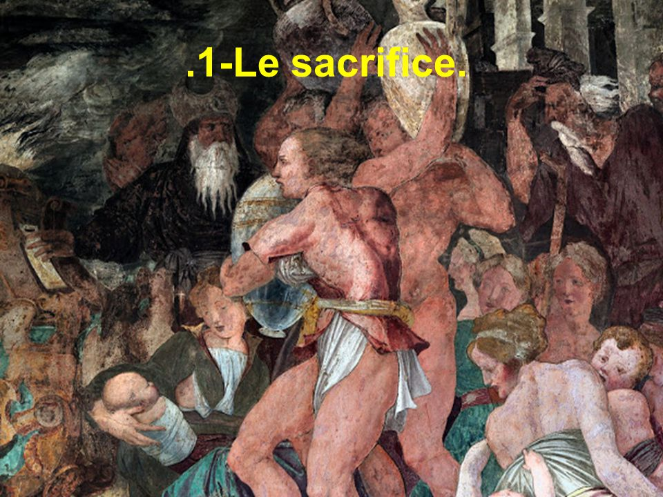 .1-Le sacrifice.