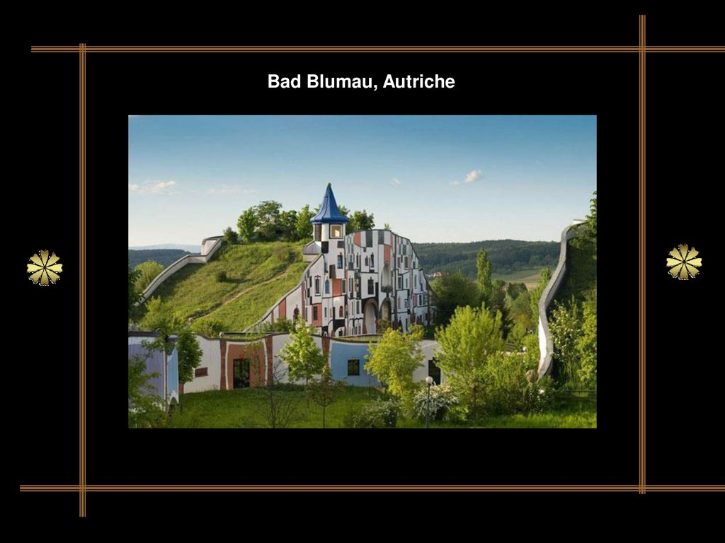 Bad Blumau, Autriche