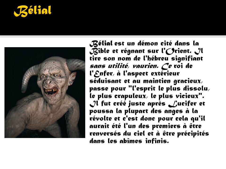 Bélial