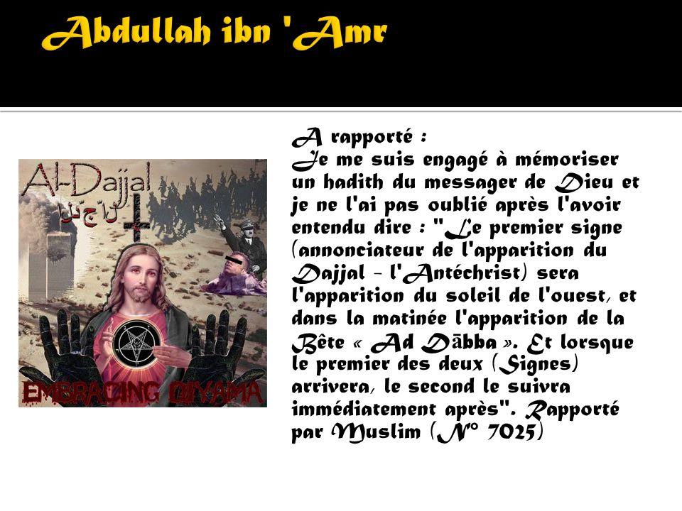 Abdullah ibn Amr