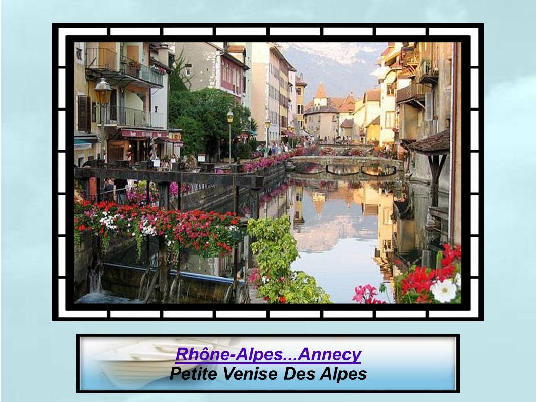 Petite Venise Des Alpes