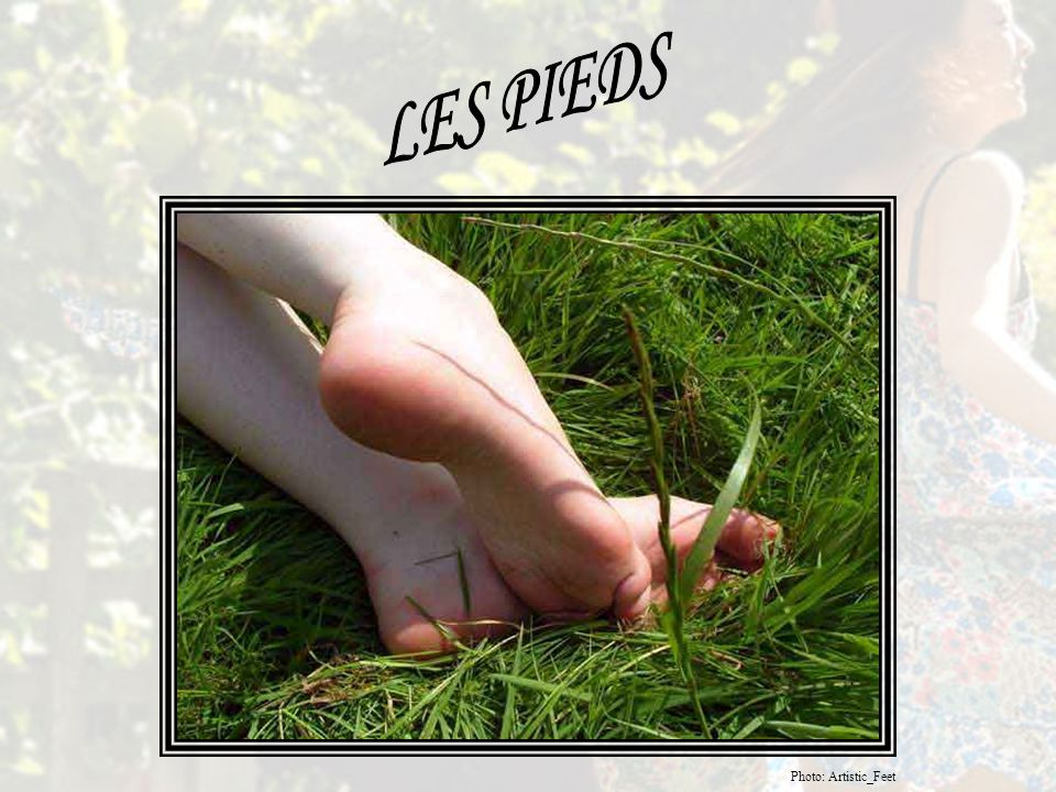 LES PIEDS Photo: Artistic_Feet