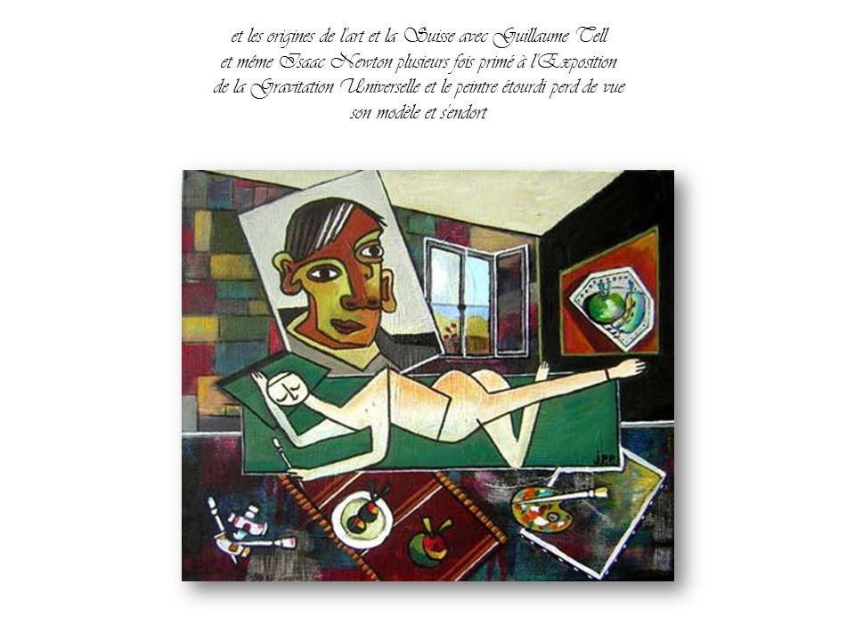 et les origines de l art et la Suisse avec Guillaume Tell