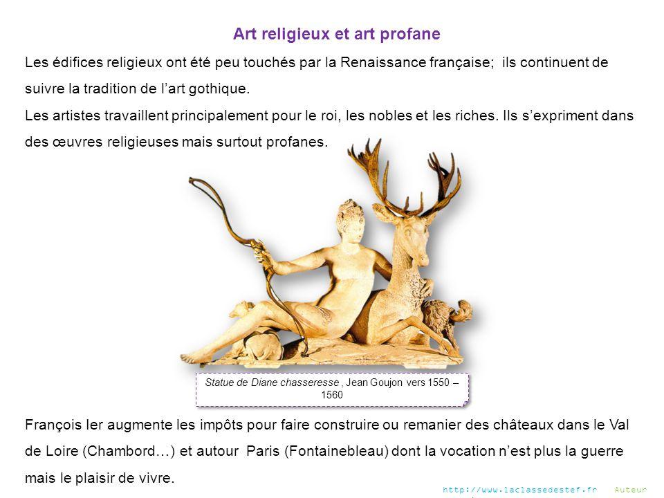 Art religieux et art profane