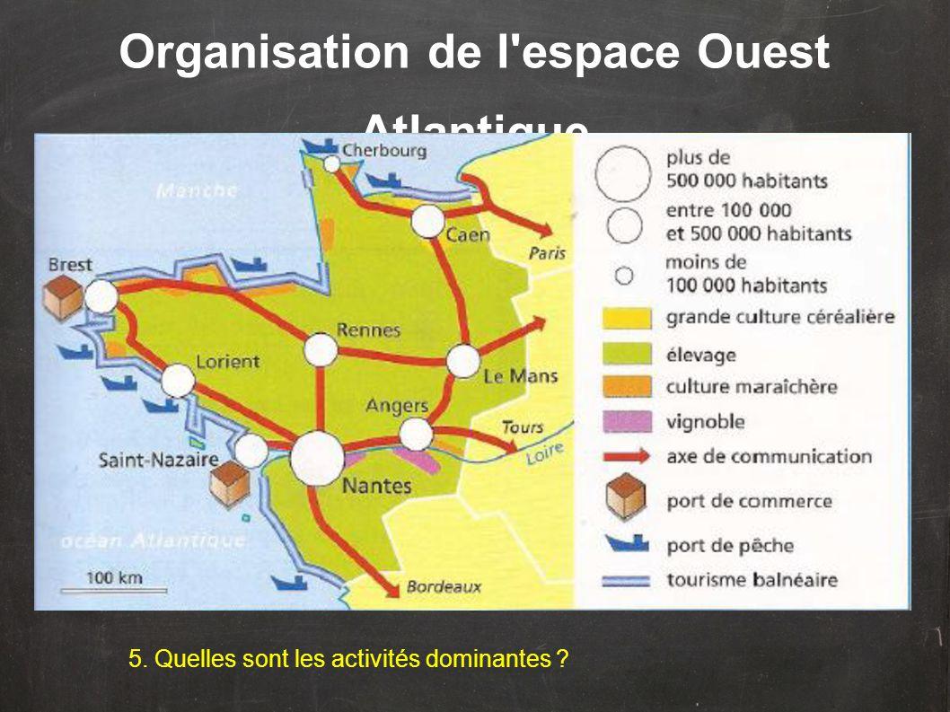 Organisation de l espace Ouest Atlantique