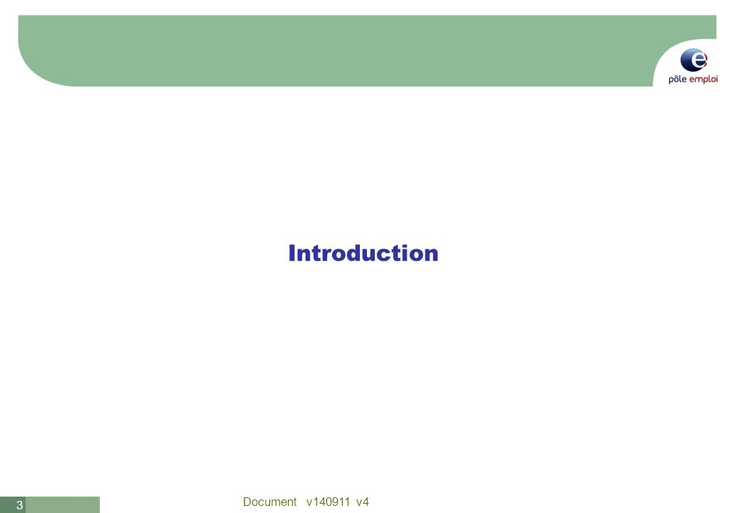 Introduction Document v140911 v4
