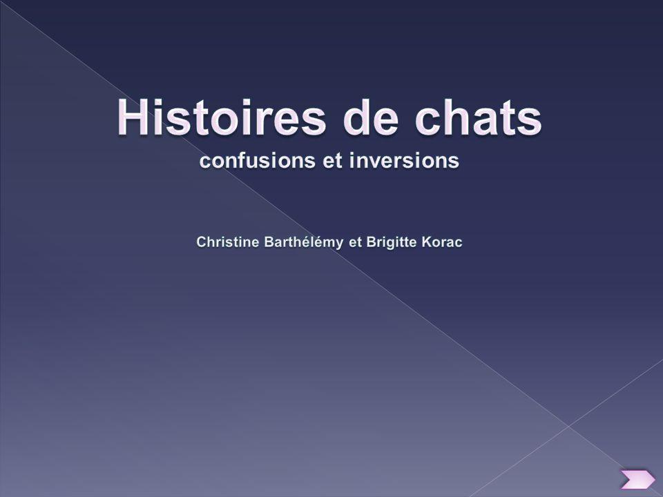 confusions et inversions Christine Barthélémy et Brigitte Korac