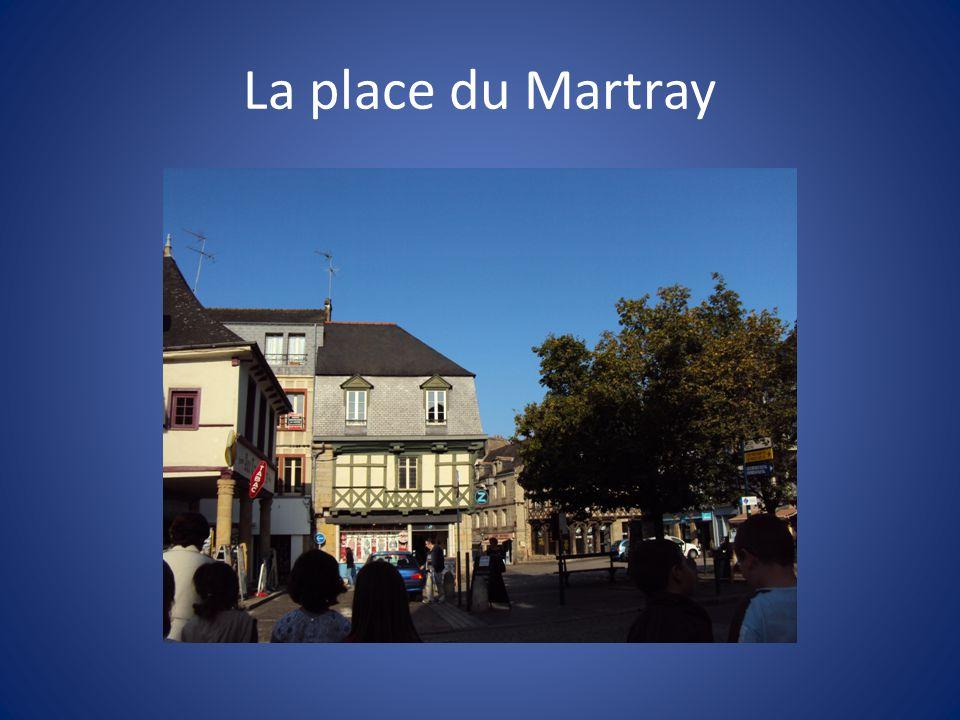 La place du Martray