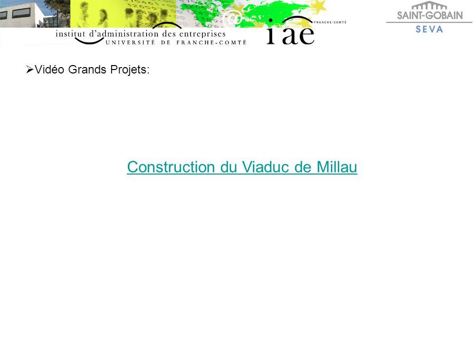 Construction du Viaduc de Millau