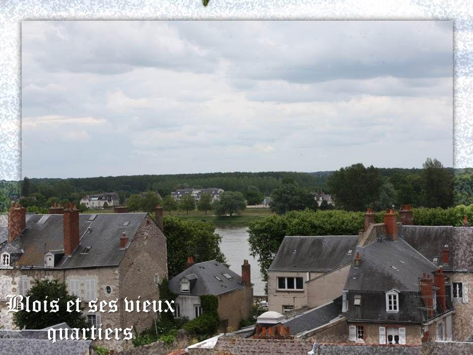Blois et ses vieux quartiers