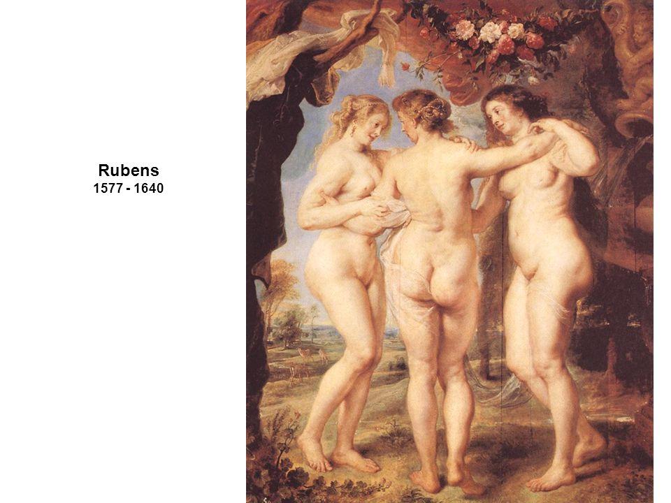 Rubens 1577 - 1640