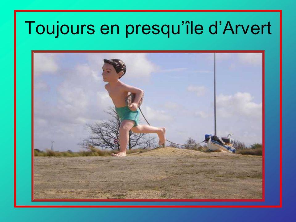 Toujours en presqu'île d'Arvert