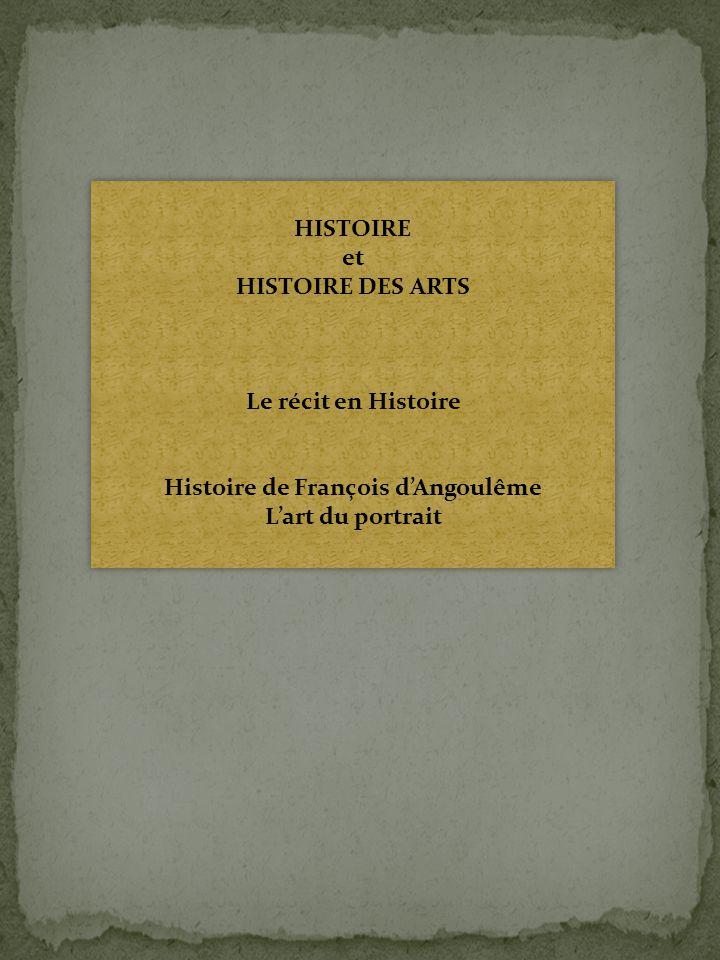 Histoire de François d'Angoulême