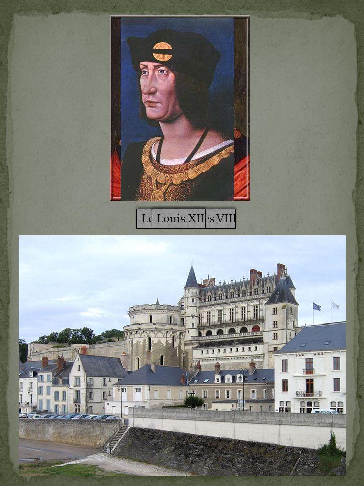 Le roi Charles VIII Louis XII